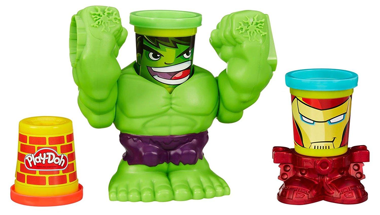 Juguetes de los Vengadores: Hulk