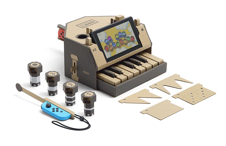 Regalos de comunión para niños y niñas: Nintendo Switch Labo