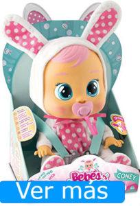 Muñecos para jugar a ser padres: 'Bebés llorones'. Coney