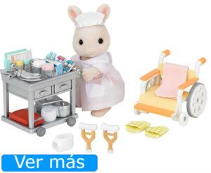 Día de la Enfermería: muñeca enfermera Sylvanian Families