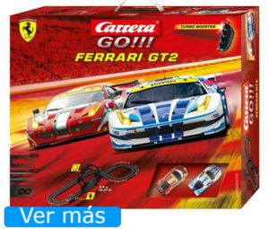 Regalos de comunión tipo Scalextric: Ferrari