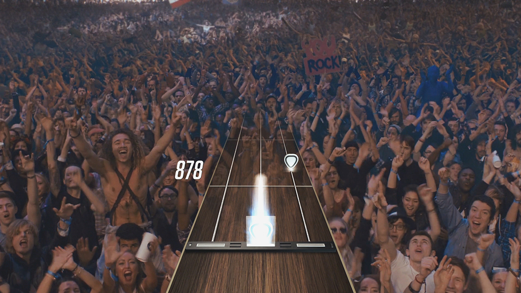 Regalos de comunión para niños y niñas: Videojuego Guitar Hero Live