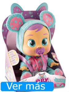 Muñecos para jugar a ser padres: 'Bebés llorones'. Lala