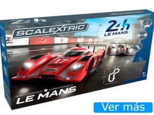 Regalos de comunión: Scalextric Le Mans