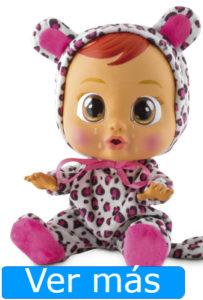 Muñecos para jugar a ser padres: 'Bebés llorones'. Lea