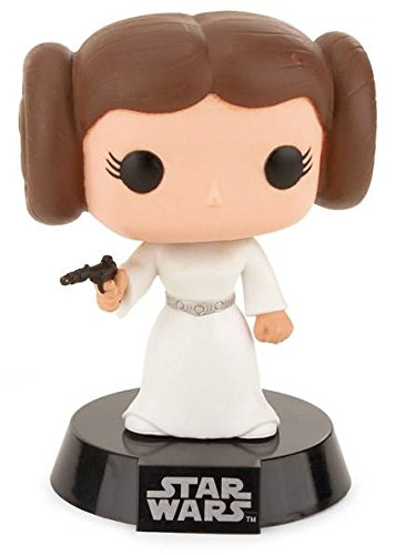 Juguetes de Star Wars: Princesa Leia