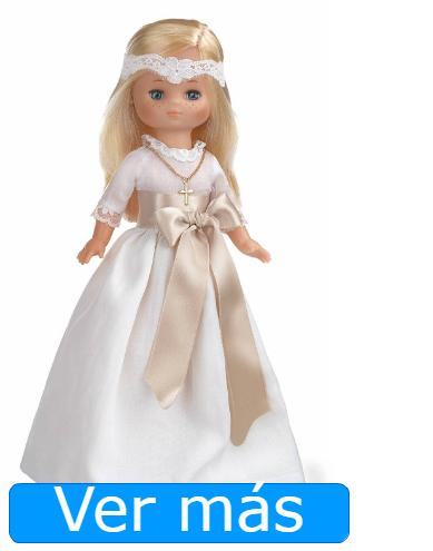 Muñecas de comunión: Lesly