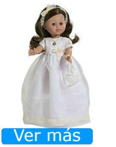 Muñecas de comunión: Muñeca morena