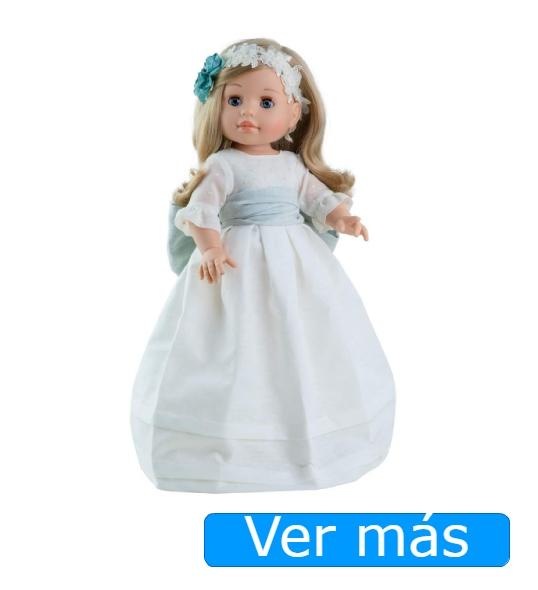 Muñecas de comunión 2019 Paola Reina