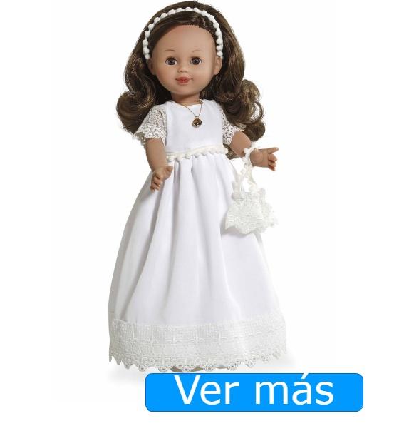 Muñecas de comunión baratas Arias