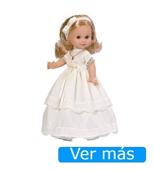 Muñecas de comunión baratas- Rosa Toys