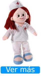Muñecas enfermeras blanditas
