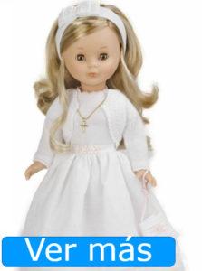 Muñecas de comunión: Nancy rubia