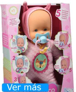 Muñecos para jugar a ser padres: Nenuco blandito