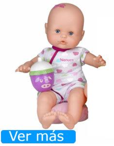 Muñecos para jugar a ser padres: Nenuco