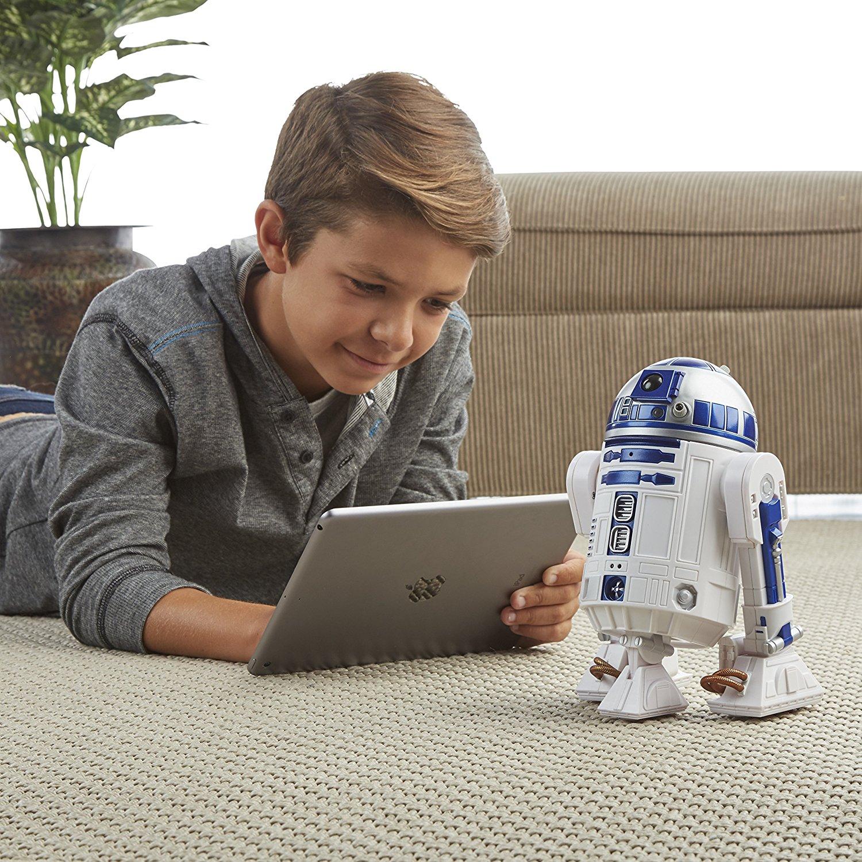 Juguetes de Star Wars: R2d2 inteligente