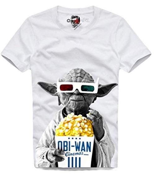Camisetas de Yoda: Yoda en el cine