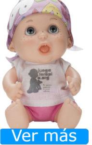 Muñecos para jugar a ser padres: Baby pelón. Juegaterapia