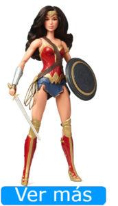 Juguetes no sexistas: heroína Wonder Woman