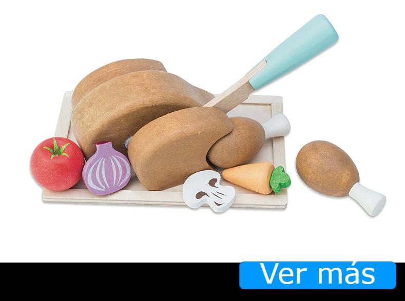 Alimentos de madera para asado Le Toy Van