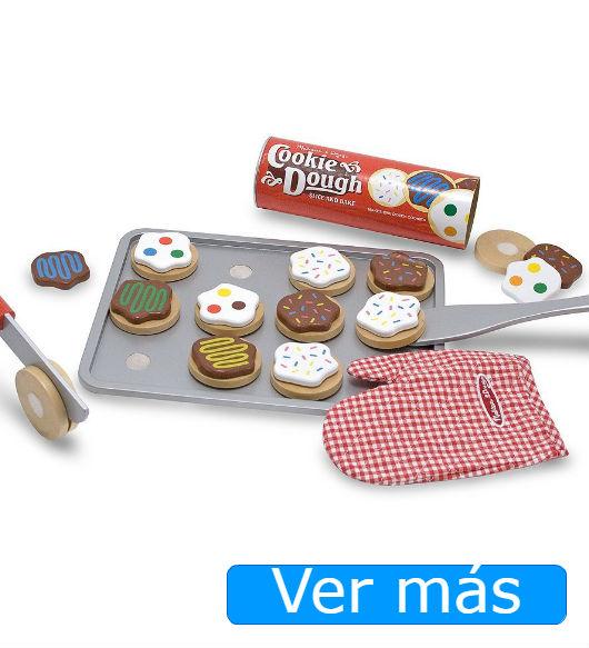 Alimentos de madera: galletas
