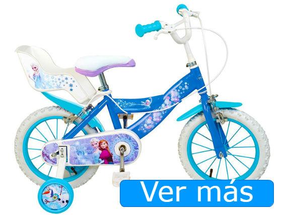 Bicicletas para niños Frozen
