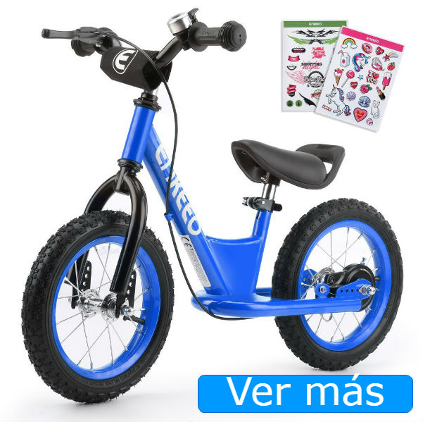 Bicicletas para niños sin pedales Enkeeo