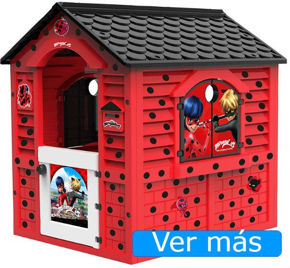 Casas de jardín para niños: Ladybug