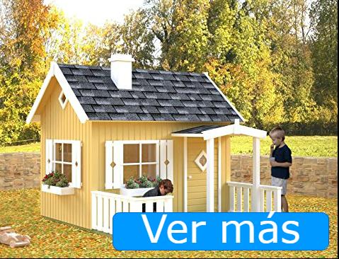 Casas de jardín para niños: casa de jardín grande