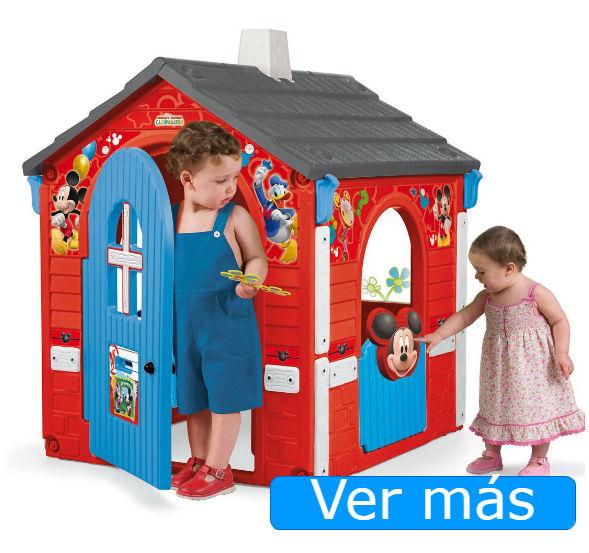 Casas de jardín para niños: Mickey