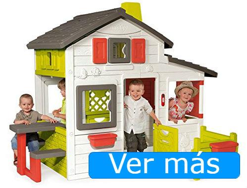 Casas de jardín para niños Smoby