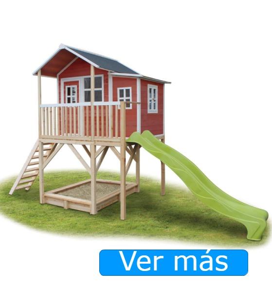 Casitas de madera para niños EXIT