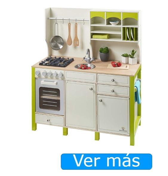 Cocinas de madera de juguete Musterkind