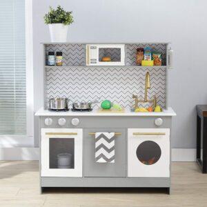 Comprar cocina de madera de juguete Teamson