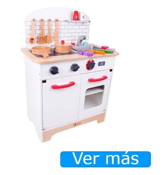 Cocinita de madera Classic World de Juguear.com