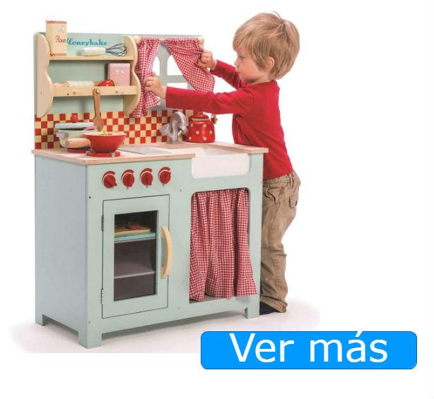 Cocinita de madera de Le Toy Van