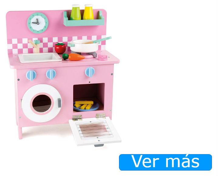 Cocinita de madera de Small Foot