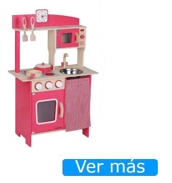 Cocinitas de madera Beboo