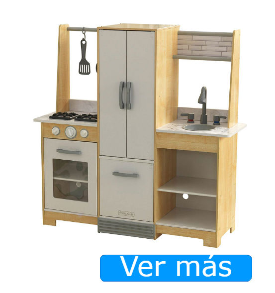 Cocinitas de madera Kidkraft cocina estilo Ikea