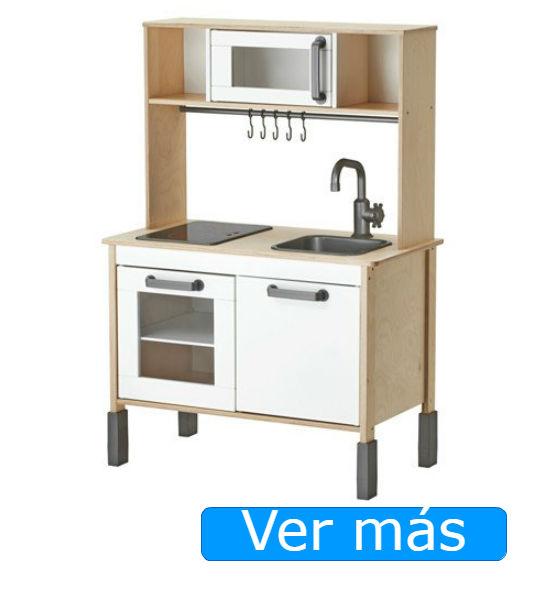 Cocinitas de madera: cocinita Ikea