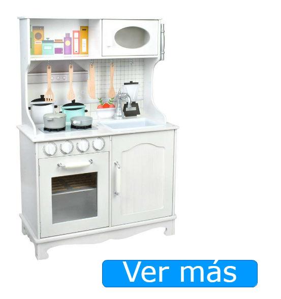 Cocinitas De Madera Mas De 70 Modelos Y Donde Comprarlos