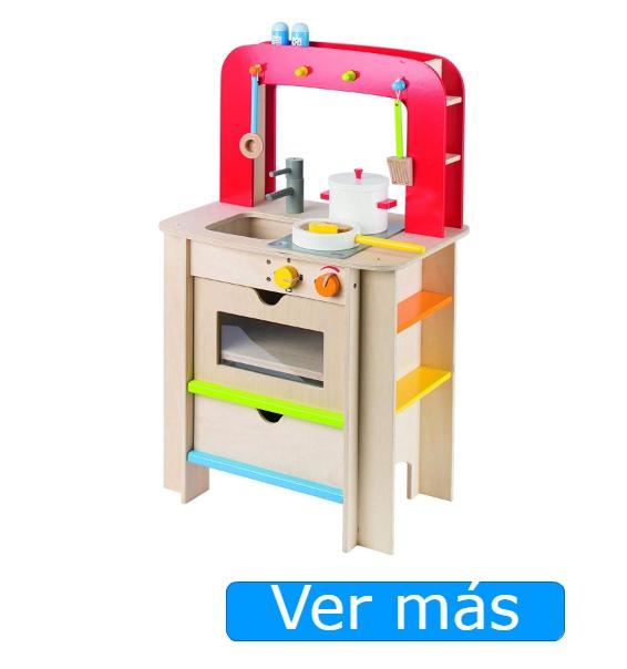 Cocinitas de madera: Goki