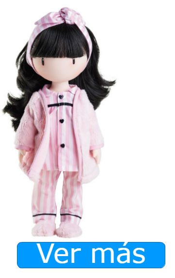 Muñecas Gorjuss Pijama