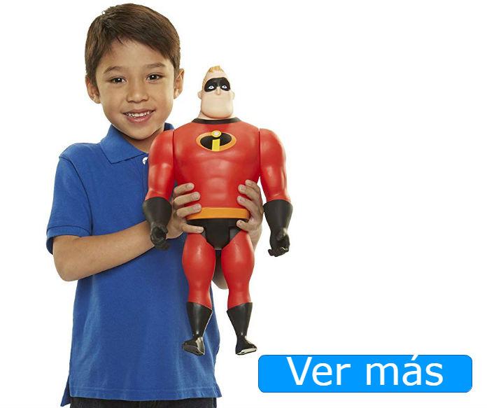 Juguetes de Los Increíbles 2: Mr Increíble de más de 45 cm