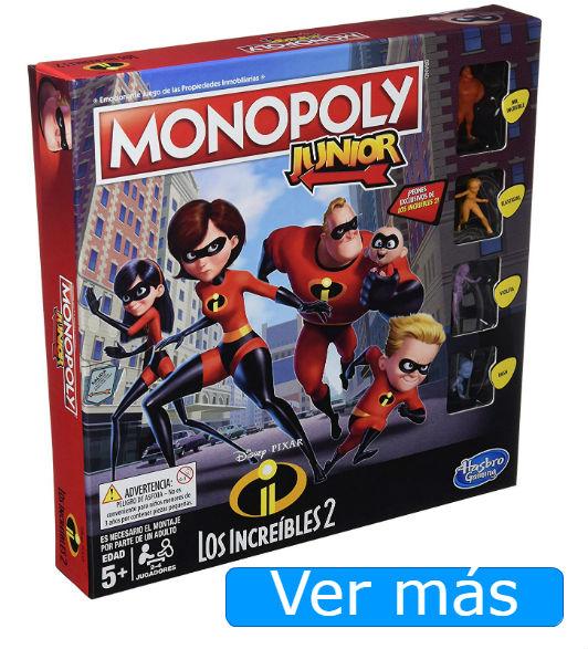 Juguetes de Los Increíbles: Monopoly