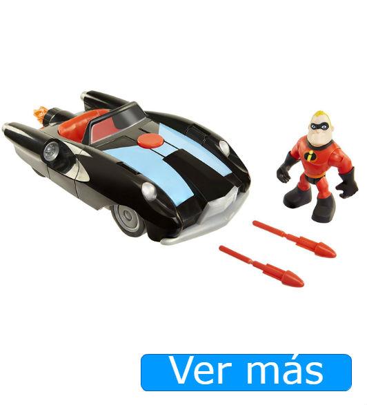 Juguetes de Los Increíbles: Mr Increíble coche
