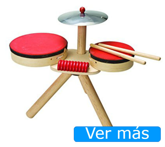 Juguetes de madera batería