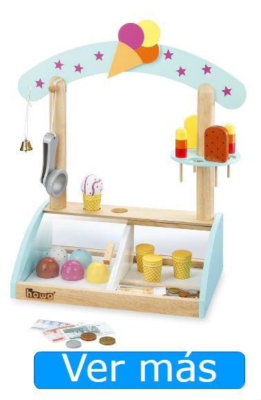 Juguetes de madera: tienda de juguete