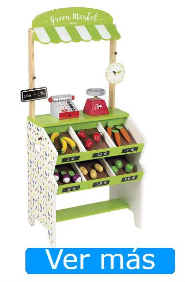 Supermercado de juguete: tienda de juguete Janod