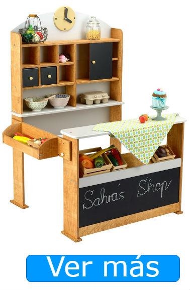 Supermercado de juguete: tienda de juguete vintage
